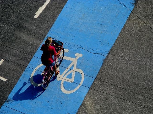 Artık bisiklet de ulaşım ağının içinde yer bulacak