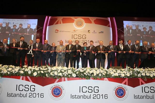 Akıllı şebekeler ve akıllı şehirler ICSG 2016'da masaya yatırıldı