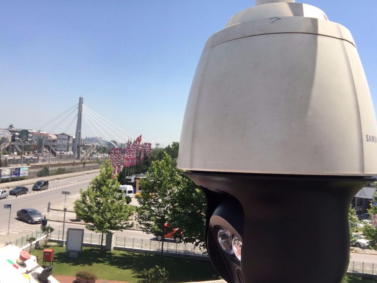 Kocaeli Büyükşehir Belediyesi Güvenlik Kamerası Projesi