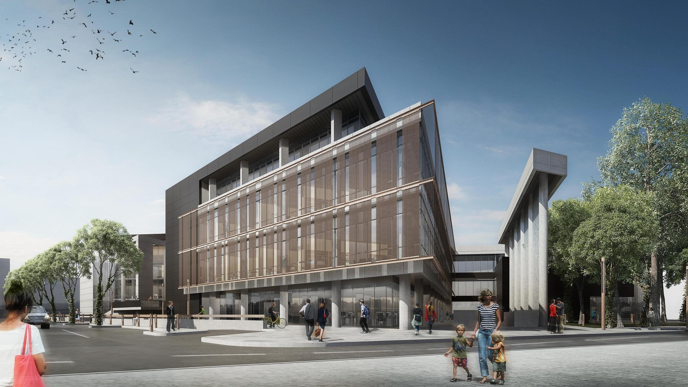Çanakkale, ülkenin ilk yeşil yönetim binasına ev sahipliği yapacak