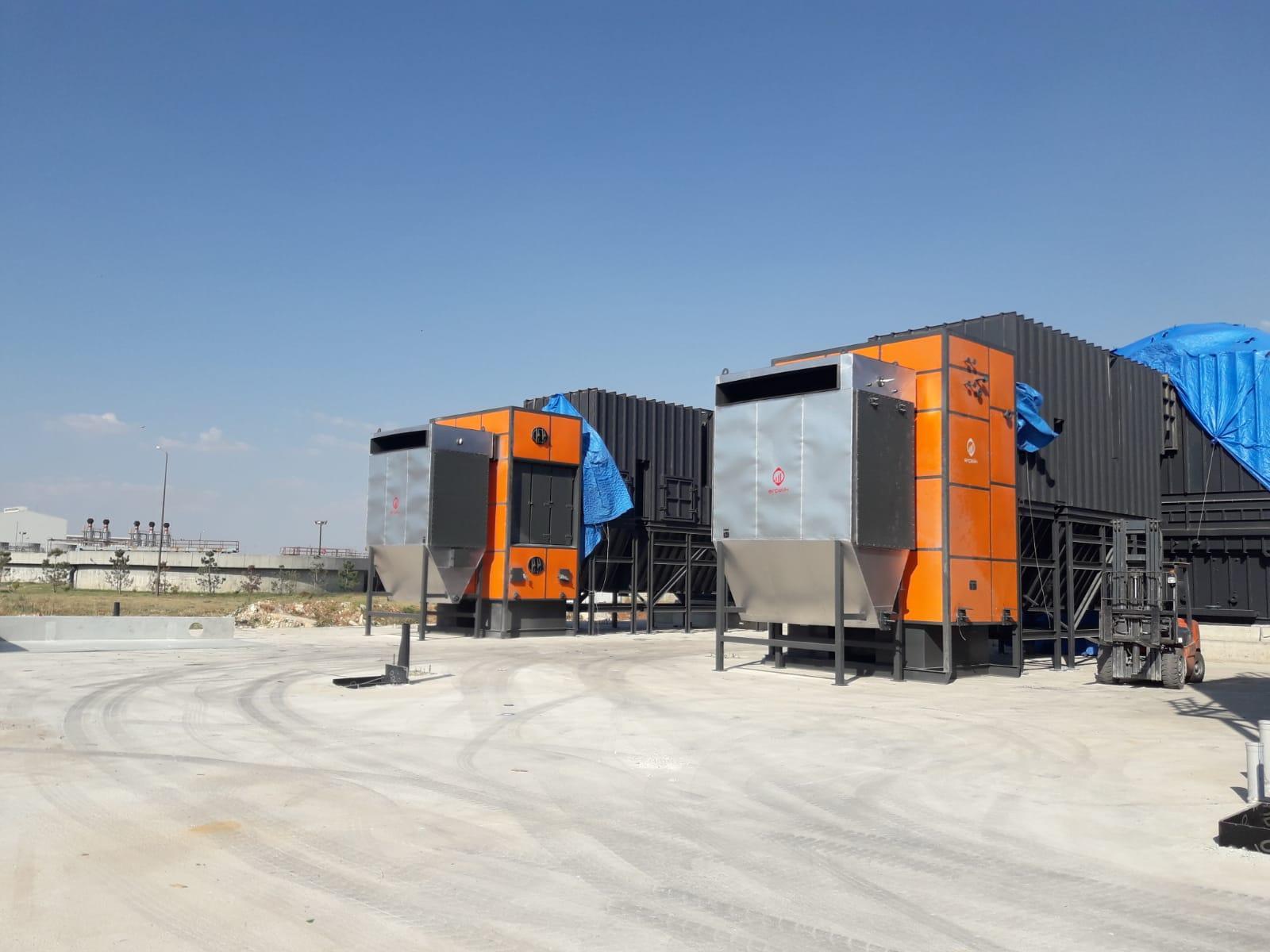 Yerel ve Alternatif Enerji Üretimi: Gaziantep Organize Sanayi Bölgesi Akışkan Yataklı Çamur Yakma ve Enerji Elde Etme Tesisi