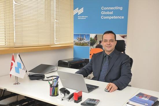 IFAT Eurasia Proje Müdürü Namık Sarıgöl: