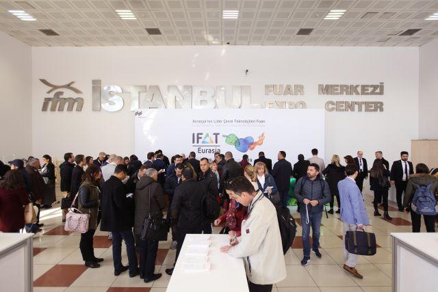Çevre Teknolojileri Buluşmasına 84 Ülkeden 10.467 Ziyaretçi