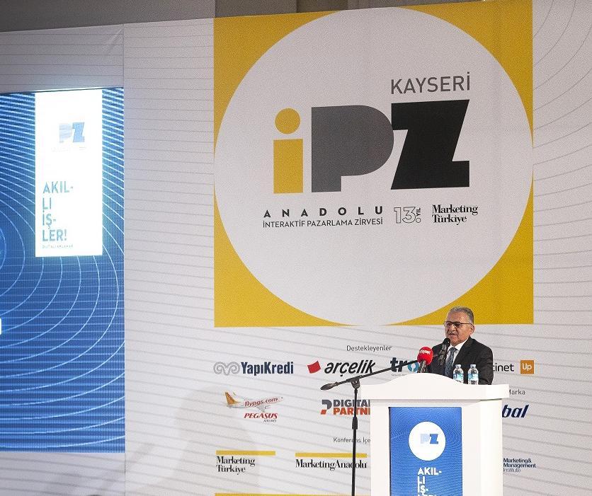 Kayseri'ye Yeni Akıllı Uygulamalar Geliyor