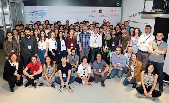 Mercedes-Benz Türk StartUP Yarışmasında Başvurular Tamamlandı