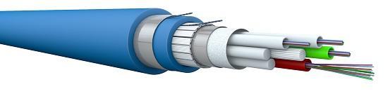 Draka Firetuf® OFC-LT-SWA multi loose tüp kablosuyla Firetuf® kablo serisini genişletiyor