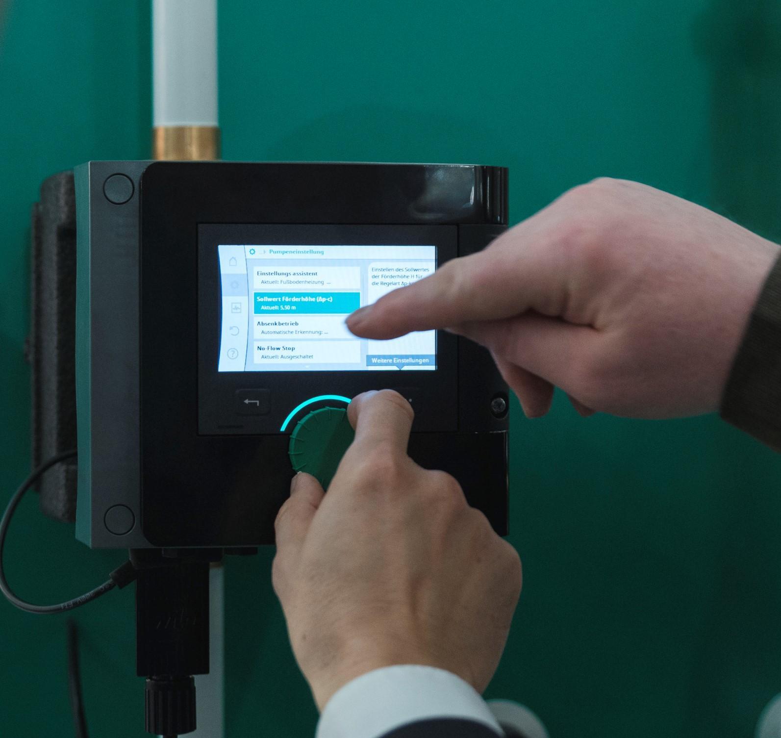 Wilo'dan geleceğin pompa teknolojisi: Dünyanın ilk yapay zekâlı pompası Wilo-Stratos MAXO