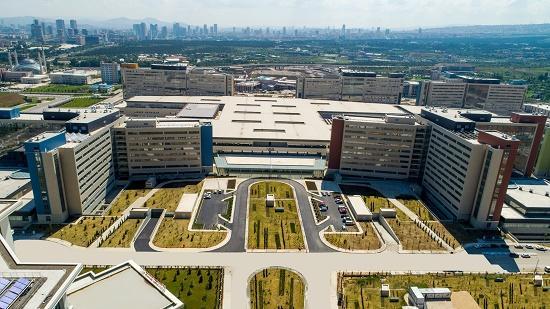 Ankara Şehir Hastanesi açıldı