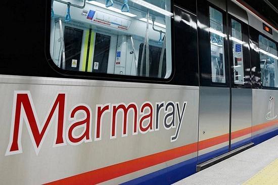 Marmaray'ın kabloları Türk Prysmian Kablo'dan