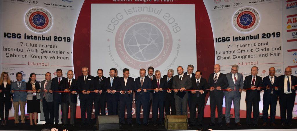 ICSG İstanbul, kapılarını 7. kez açtı