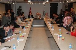 Kayseri'de 6 Bakanlıkla 150 milyon Lira'lık yatırım anlaşması