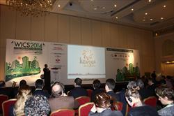 WICS 2014 Dünya Akıllı Şehirler Zirvesi, akıllı şehir konseptini masaya yatırdı
