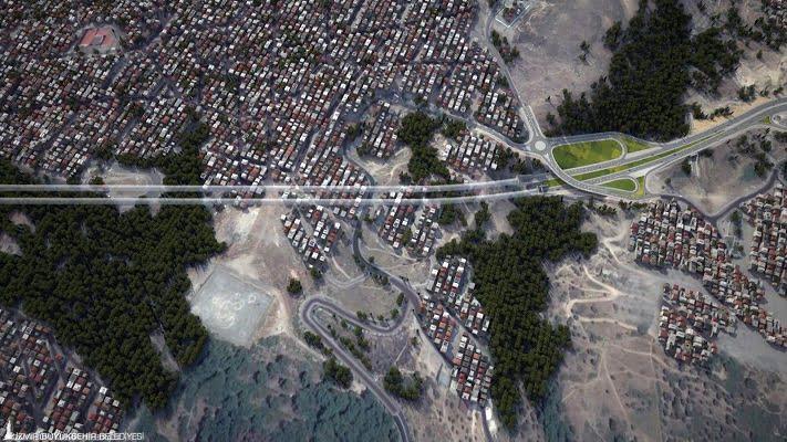 İzmir'in En Uzun Tünelinin Yapımı için Yarıştılar