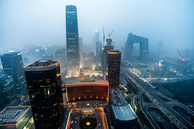Pekin Halkı Temiz Hava Solumaya Başladı