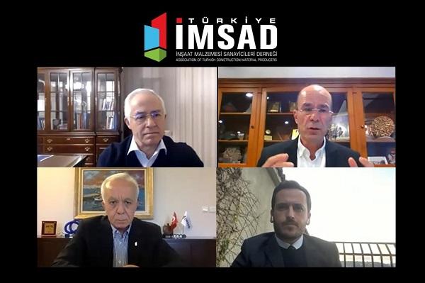 TMB, GYODER ve Türkiye İMSAD Başkanları 'Deprem Gerçeği'ni Konuştu