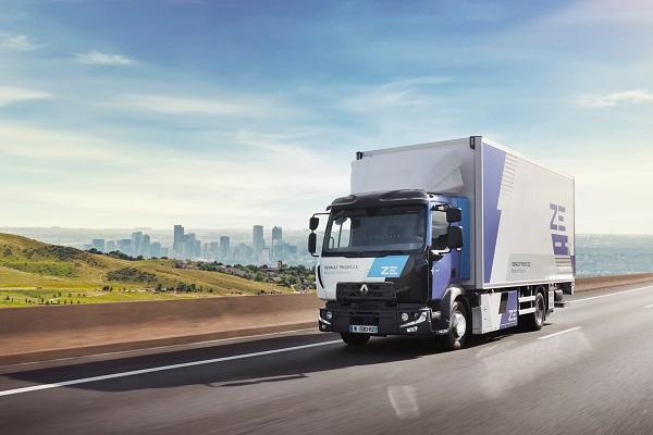 Renault Trucks, 2023'ten İtibaren Tüm Pazar Segmentleri için Elektrikli Araç Gamı Sunacak