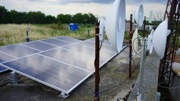 Lüleburgaz'da Telsizlere Güneş Enerjisiyle Kesintisiz Güç