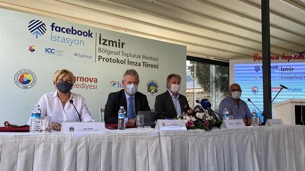 Facebook İstasyon'un İzmir'deki Uydu Merkezi Bornova'da Açılıyor