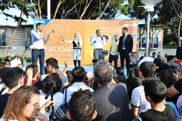 Türkiye'nin İlk Kamu E-Spor Tesisi Üsküdar'da Kurulacak