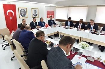 Türkiye Belediyeler Birliği Genel Sekreterler Toplantısı Gerçekleşti