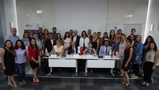 Kapsayıcı Belediye Yönetişim Karnesi Marmara Belediyeler Birliği'nde Tanıtıldı