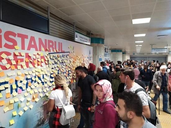 İstanbul'un stratejik planı oluşturma aşamasına tüm İstanbullular dahil edildi