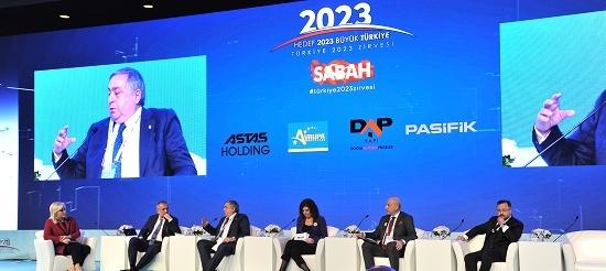 T.C. Çevre ve Şehircilik Bakanı Murat Kurum:  'Alt ve Orta Gelir Grubuna Proje Üreteceğiz'