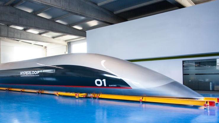 Kentsel ve Çevresel Açıdan Geleceğin Ulaşımı Hyperloop