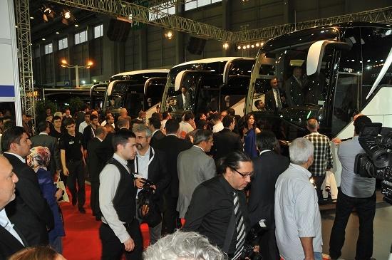 Busworld Turkey 2020,  8. Kez Kapılarını Açıyor