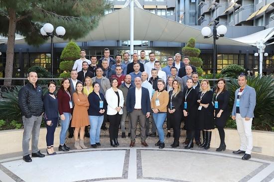 Wavin Türkiye 2020 Yılı Hedef Toplantısı Kemer'de Gerçekleşti