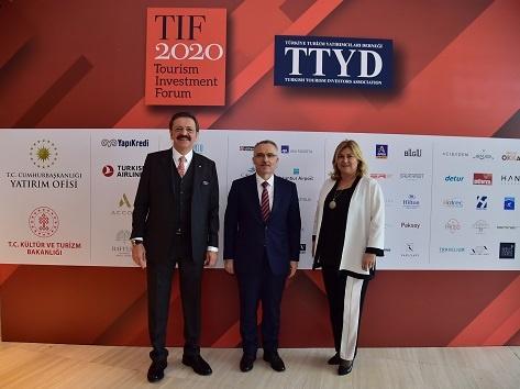 Tourism Investments Forum – TIF 2020 Uluslararası Yatırımcıları Buluşturdu