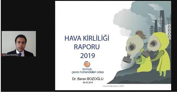 Türkiye 2019 Hava Kirliliği Raporu: En Az 75 Milyon Kişi Kirli Hava Soluyor