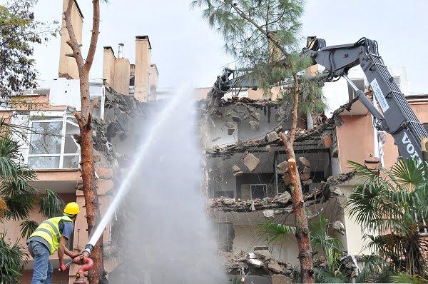 Kadıköy'de 886 Bin 725 Ton Asbest Atığı Bertaraf Edildi