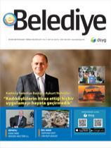 E-Belediye Dergisi
