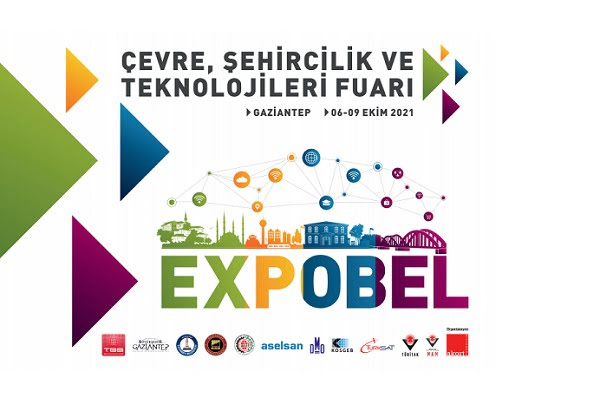 EXPOBEL Çevre, Şehircilik ve Teknolojileri Fuarı 6-9 Ekim 2021'de