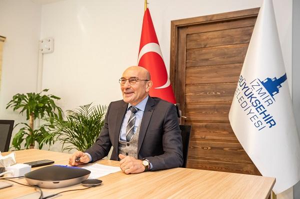 """İzmir'in """"Sakin Şehir"""" Hedefi için Önemli Adım"""