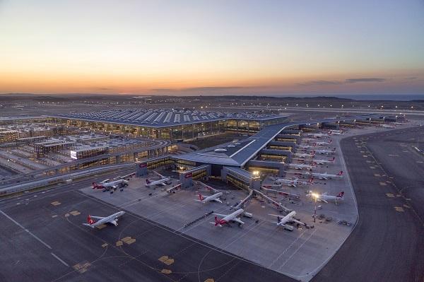 İstanbul Havalimanı 'Sıfır Atık Belgesi' Alan İlk Havalimanı Oldu