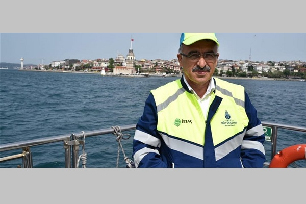 İSTAÇ Genel Müdürü Mustafa Canlı Vefat Etti