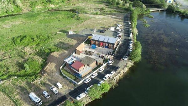 Çarşamba Durusu-Demirarslan İçme Suyu Arıtma Tesisi Açıldı