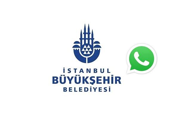 İBB'nin WhatsApp Hattı Hizmette