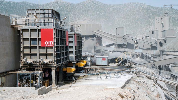 AS Çimento ve OM Mühendislik'ten Antalya'yı Rahatlatan Çözüm