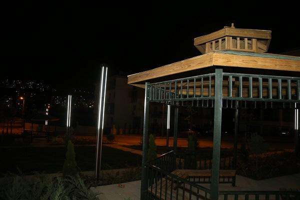 Gölbaşı Belediyesi Elektrikten ve Sudan Tasarruf Ediyor