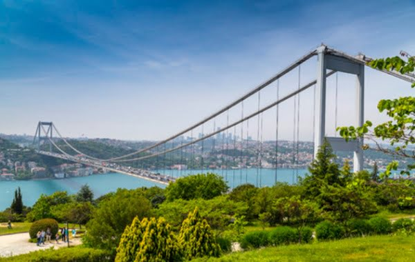 İBB ve EBRD Yeşil Şehir İstanbul için Anlaştı