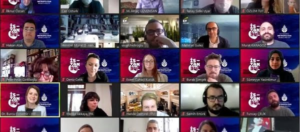 İstanbul'un Akıllı Şehir Vizyonu Tartışıldı