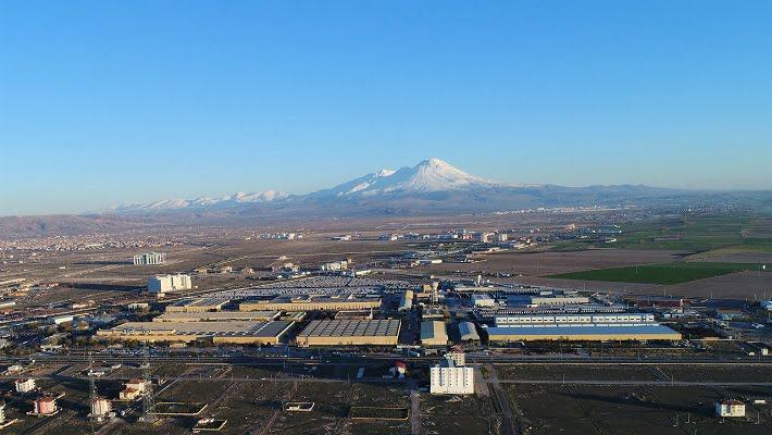 Mercedes-Benz Türk Aksaray Kamyon Fabrikası 35 Yaşında