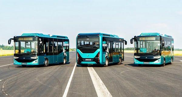 Mangalia Kentinin Elektrikli Otobüs İhalesini Karsan Kazandı