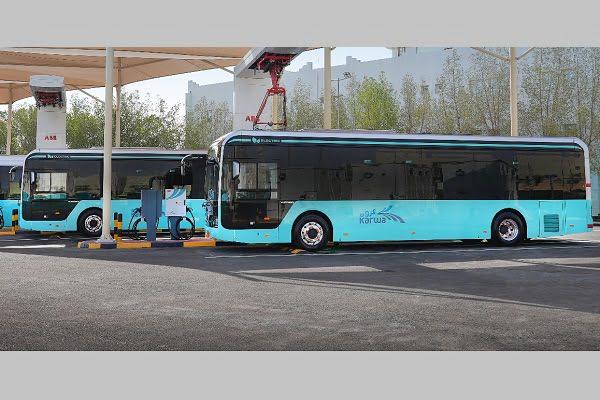 ABB, Katar'ın En Büyük Elektrikli Otobüs Altyapı Projesi Sözleşmesine İmza Attı