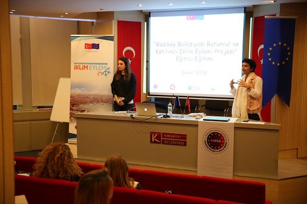 Kadıköy Belediyesine İklim Başarı Rozeti