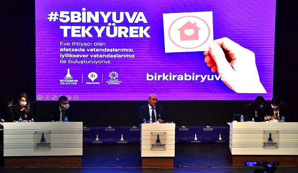 İzmir Büyükşehir Belediyesi Meclisi'nden Önemli Hamle