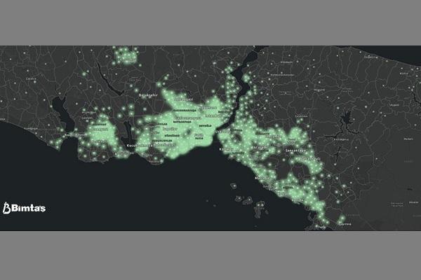 """""""COVID-19 ile Mücadele Kapsamında İstanbul Kırılganlık Haritası"""" Yayında"""